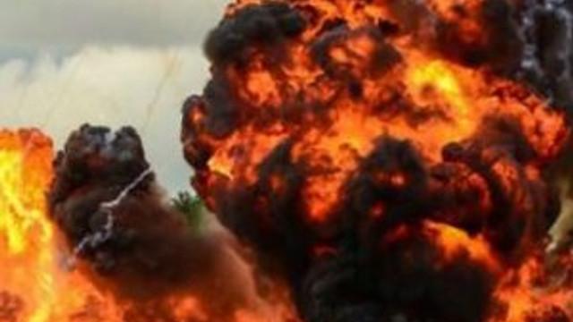 ABD Hava Üssü'nde bombalı saldırı