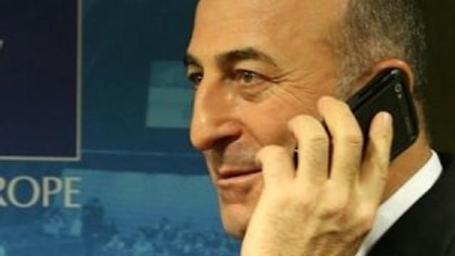 Çavuşoğlu'nun NATO Genel Sekreteri ile kritik görüşmesi