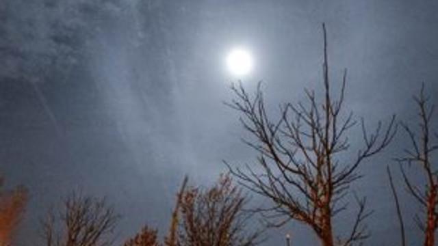 ''Süper Ay'' tutulması bugün