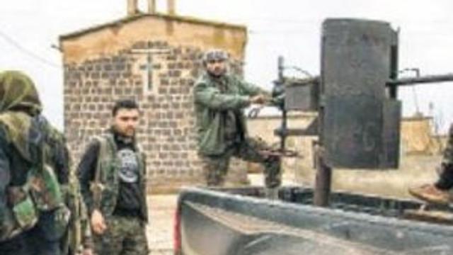 Obama'dan YPG'ye silah yardımını yeniden başlattı