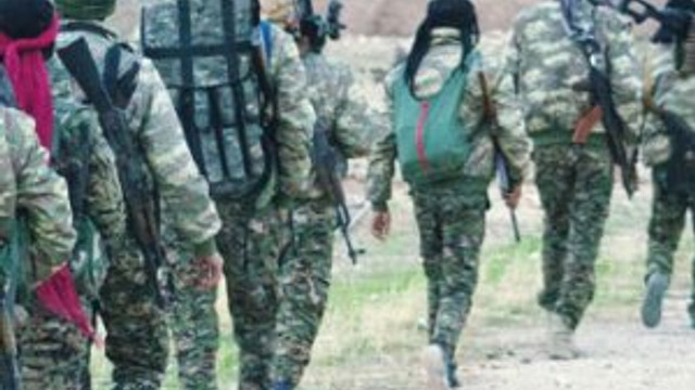 ABD'den itiraf gibi YPG açıklaması