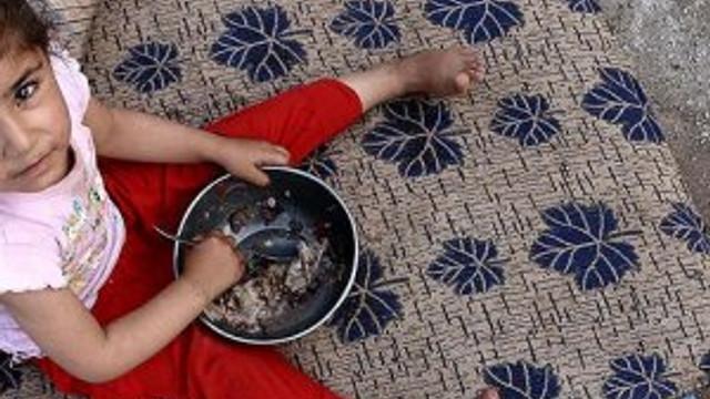 Suriye'de yüz binlerce kişi ekmek bulamıyor