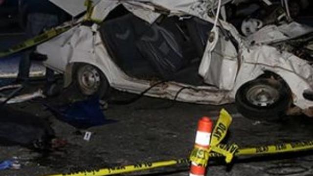 Adana'da iki trafik kazası: 3 ölü 7 yaralı