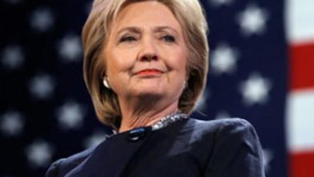 Ve Hillary Clinton itiraf etti