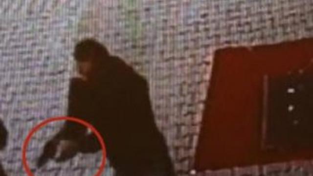 Esenyurt'ta cinayet anı kamerada