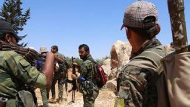 TSK açıkladı; Fırat Kalkanı'nda 3 evladımız yaralandı !
