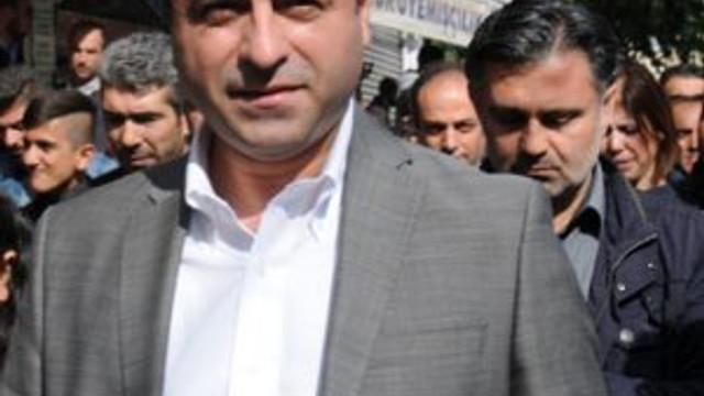 Başsavcılıktan ''Demirtaş'a saldırı'' açıklaması