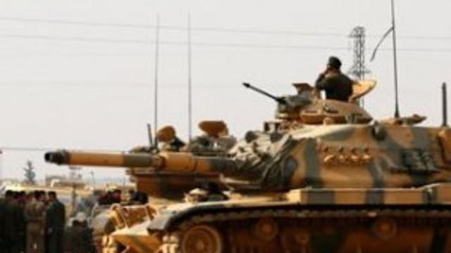 PKK'yı da, PYD'yi de, DAEŞ'i de vurduk: 20 terörist öldü
