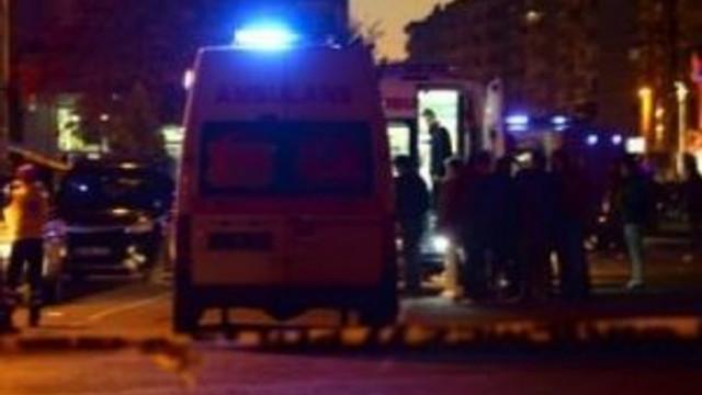 Polise ateş açan terörist öldürüldü!