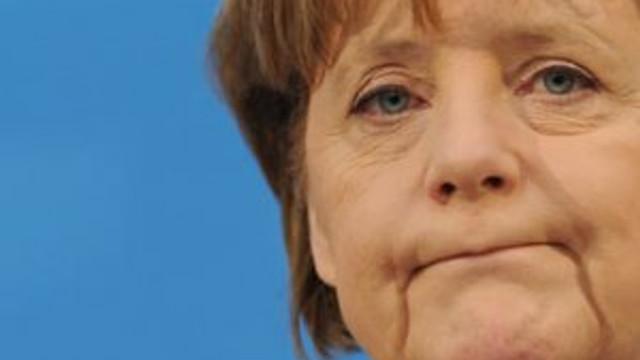 Başbakan Merkel aday olacak mı ?