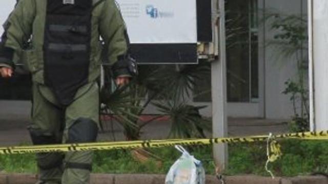 Almanya Konsolosluğu rezidansında havan mermisi bulundu