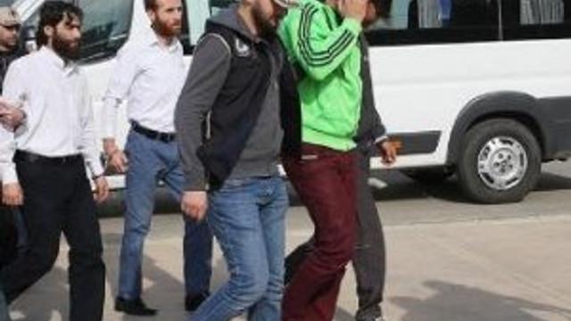 Antalya'da 7 kişiye IŞİD gözaltısı