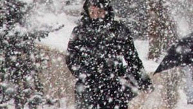 Meteoroloji tarih verdi ! İşte yılın ilk karı