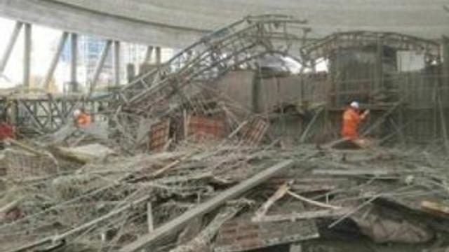 Elektrik santrali inşaatında facia: 40 ölü