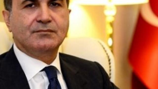 AB Bakanı Çelik: AP'nin kararı bizim için yok hükmündedir