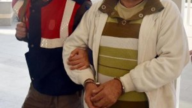 Torununu tacizden tutuklandı