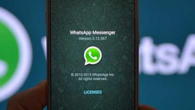 Whatsapp'tan devrim gibi uygulama