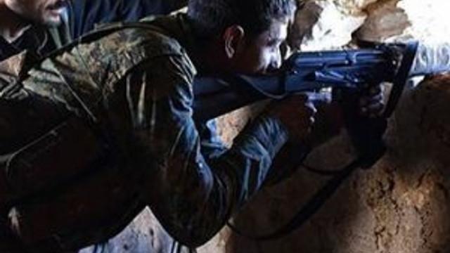 Suriye ordusu 4 yıl sonra ele geçirdi