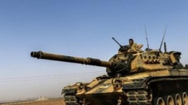 Fırat Kalkanı Harekatı'nda PKK'ya darbe !