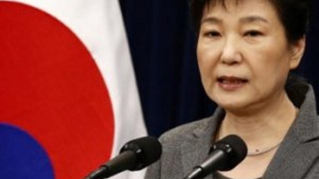 Güney Kore Devlet Başkanı istifa ediyor