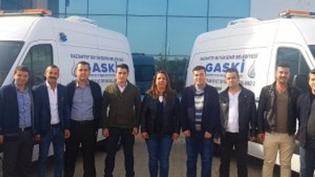 GASKİ kaçak suları önlemek için ekip kurdu