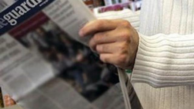 İngiliz Guardian'dan skandal Türkiye çağrısı