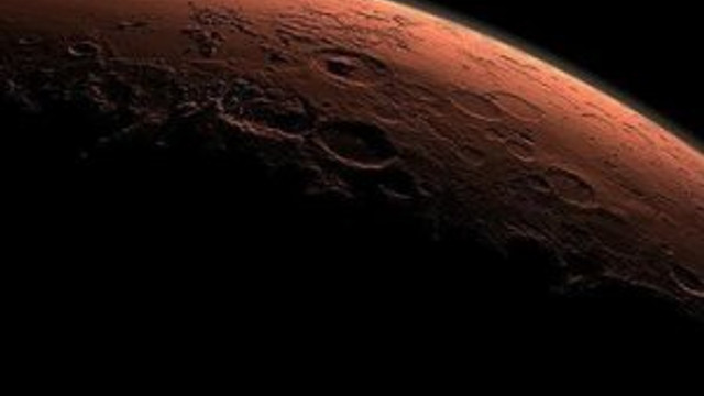 Bu görüntüler Mars'tan geldi !