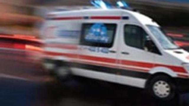 Rize Valisi ile RTEÜ Rektörü kaza yaptı