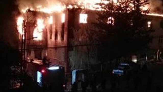 Adana'daki yangın için yayın yasağı kaldırıldı