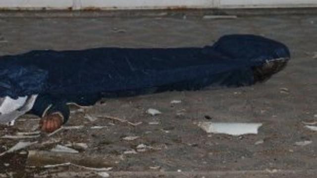 7. kattan beton zemine çakıldı !