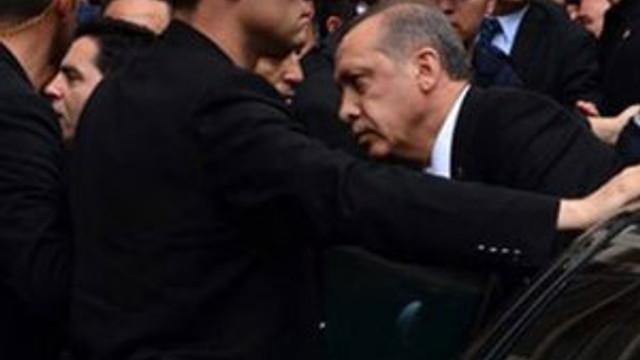 Erdoğan'a TNT atmışlar