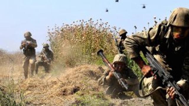 PKK'ya ağır darbe: 609 terörist öldürüldü !