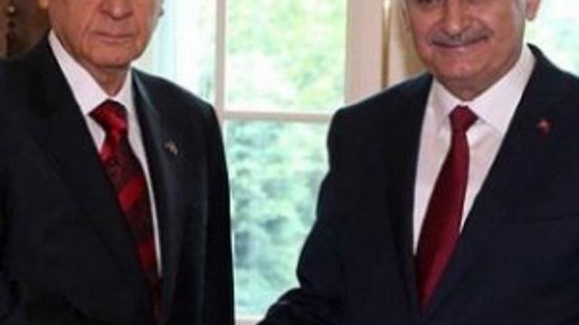Başkanlık tamam ! AK Parti ve MHP uzlaştı