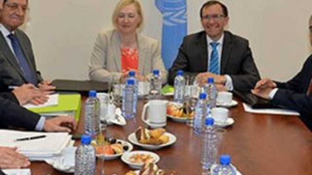 Kıbrıs konferansı başladı