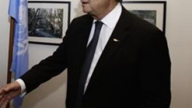 Kıbrıs müzakerelerinde büyük kriz