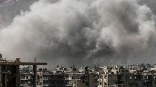 Suriye'de peş peşe saldırılar ! Çatışmalar şiddetlendi