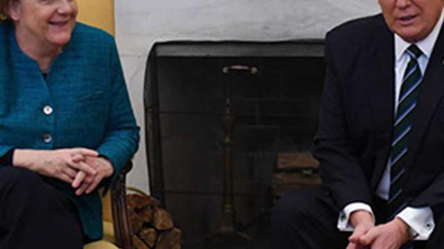 Beyaz Saray'dan Merkel açıklaması