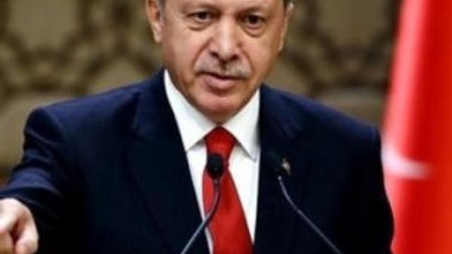 Hollanda'dan Erdoğan posteri kararı