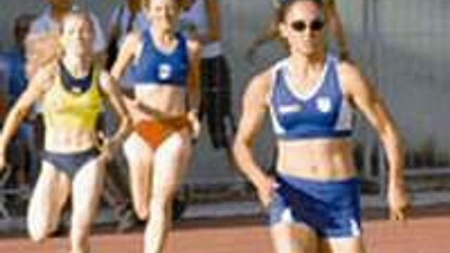 Atletizm şampiyonasına Türkiye damgası
