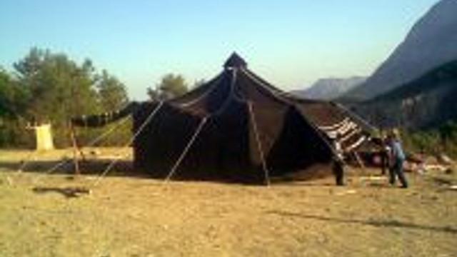 Depremzedelere 'kıl Çadır' Önerisi