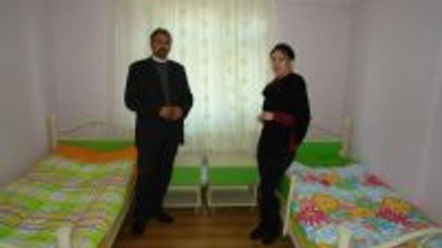 Batı Karadenizin İlk Özel Özürlü Bakım Merkezi Alaplıda