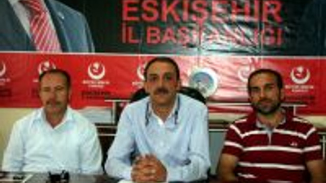 Bbp Eskişehir İl Başkanı Ahmet Namık Akdoğan: