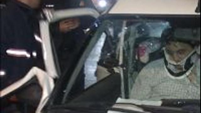 Şişlide Trafik Kazası: 4 Yaralı