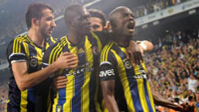 Fenerbahçe'de golcüler sıraya geçti