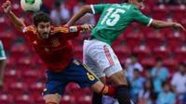 İspanya 90'da güldü !