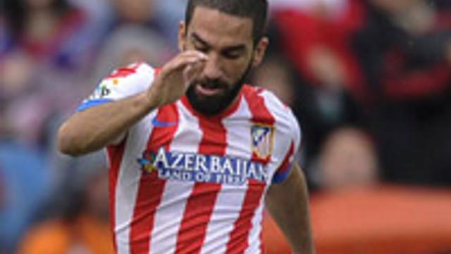 Atletico'da Arda Turan şoku