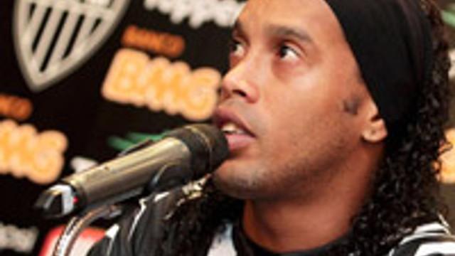Beşiktaş'a Ronaldinho müjdesi !