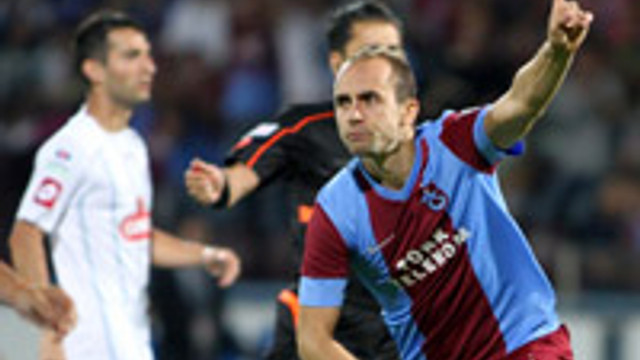 Trabzonspor'da Adrian'a milli davet