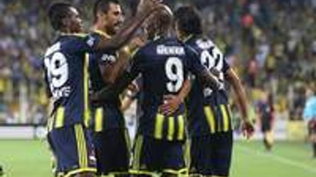 FENERBAHÇE 5-2 SİVASSPOR