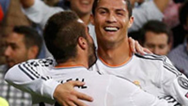 ''Ronaldo bu dünyanın dışından''
